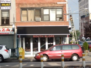 New College Restaurant is now: South Slope: cafe-restaurant