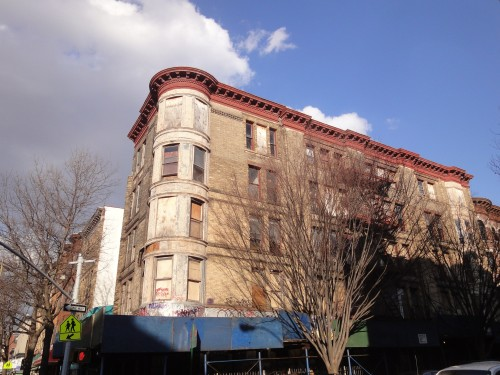 building at 7th Ave and 2nd St in Park Slope - Real Estate
