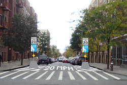 Park Slope Debates Slow Zones
